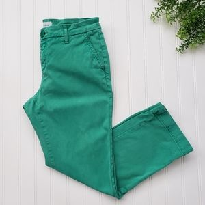Lila Ryan Stitch Fix Green Melina Straight Leg 4